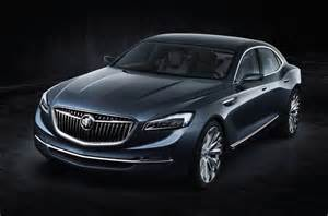 Where Are Buicks Manufactured Buick Avenir Concept Revealed Potential Post 2017