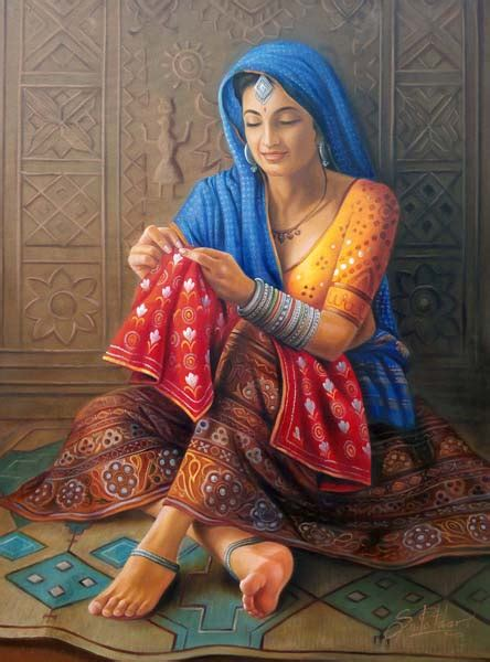 Home Decor Mumbai rajasthani oil paintings rajput paintings manufacturers in