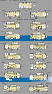 travel trailer floor plans spree luxury lightweight travel