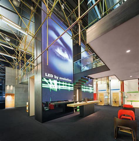 fiere illuminazione progetti gt aree commerciali gt fiere disano illuminazione spa