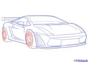 Steps To Draw A Lamborghini Step 7 How To Draw A Lamborghini