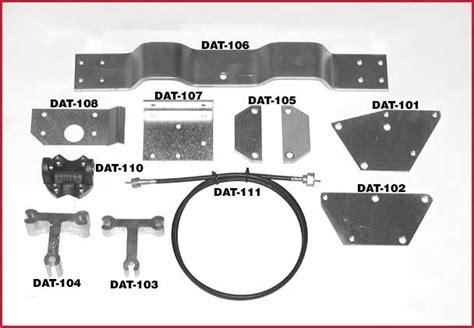 Datsun 240z V8 Conversion Kit by V8 Conversions Datsun Z V 8 Mounting Kit Datsun V 8