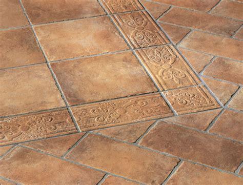 piastrelle in cotto per interni piastrelle gres porcellanato monocibec cotto etrusco