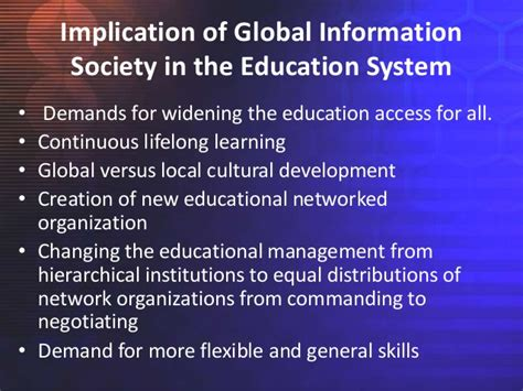 general information topfree equal rights association globalization and education