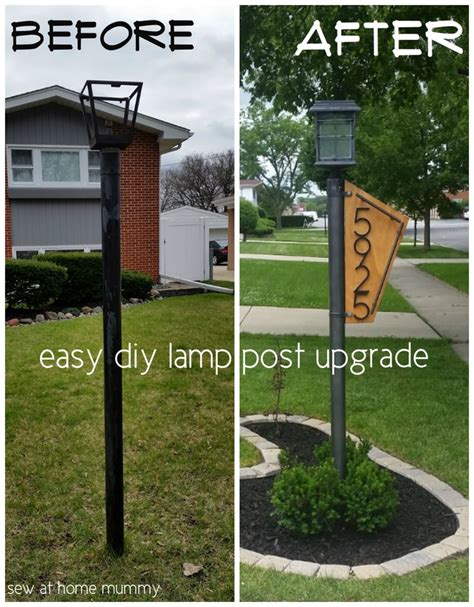 Light Post Landscaping Ideas 25 Best Ideas About L Post Ideas On Garden