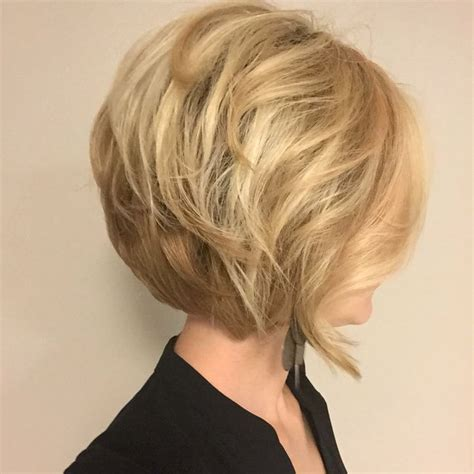 medium length smooth stack bob cuts 17 best images about hair and beauty on pinterest skin
