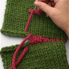 grafting in knitting seams knitting on knitting knits and cable