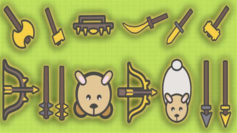 Batwing List Gold moomoo io all the new gold weapons animals the bat doovi