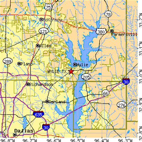 where is wylie texas on the map wylie texas tx population data races housing economy