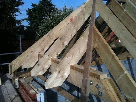 Build A Hip Roof new barn hip roof on new build j atkins carpentry