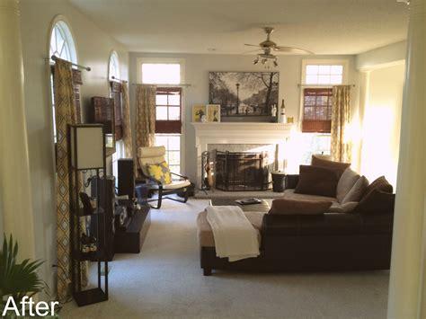 diy livingroom living room redesign diy guest post rachel s lookbook