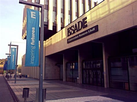 Esade Mba Application Fee by The Top 24 Best Business Schools For Your Money Business