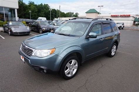 subaru forester seats 09 subaru forester awd sunroof leather heated seats