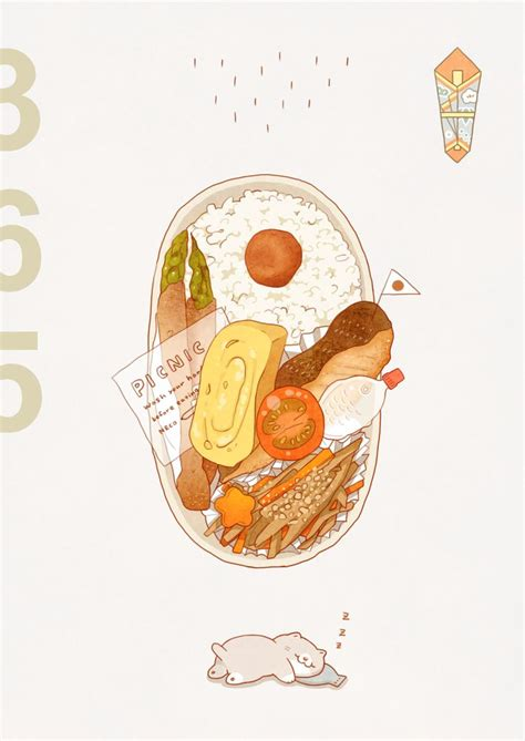 bentos sketchbook 1896 best images about fabulicious food art on