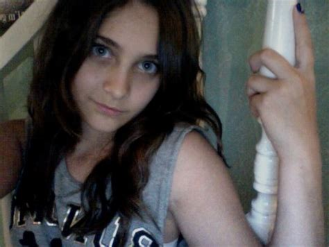 paris jackson leaked michael jackson s 13 year old daughter asked to represent