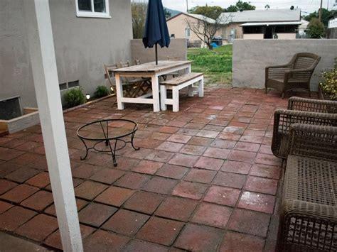 clean brick  concrete   pressure washer diy