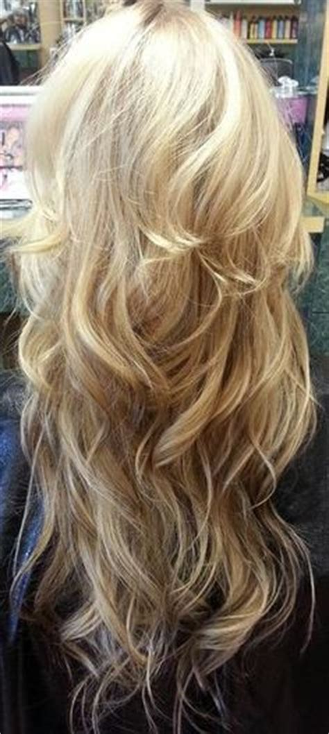 blending layers in hair light long blended layers in hair short hairstyle 2013