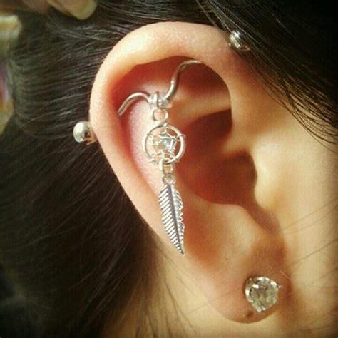 exclusive 25 industrial piercing exles piercingeasily