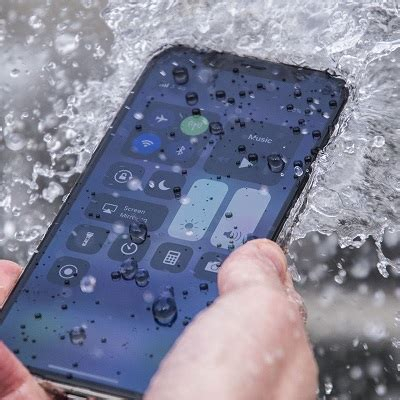 the iphone xs and xs max are highly water resistant but not waterproof iphonetricks org
