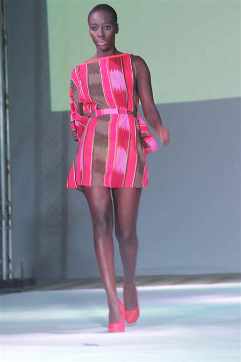 Dress Gh Fashion Design Week 2012 Kachi Designs Accra