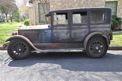 Craigslist San Fernando Valley Garage Sales by Bat Exclusive Resurrected 1927 Buick Barn Find Bring A