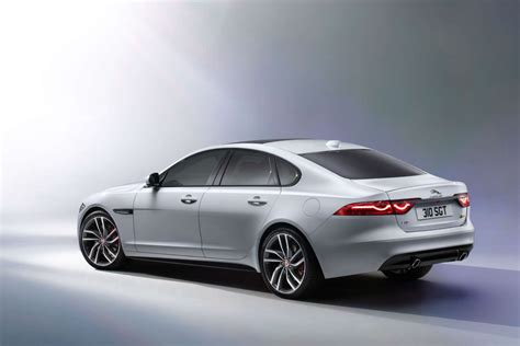 all new jaguar xf 1 motoroids