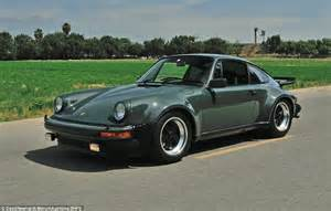 porsche modified cars porsche modified by steve mcqueen to flee on sale