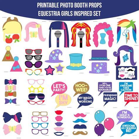 rainbow photo booth props printable 35 best rainbow rocks images on pinterest birthdays