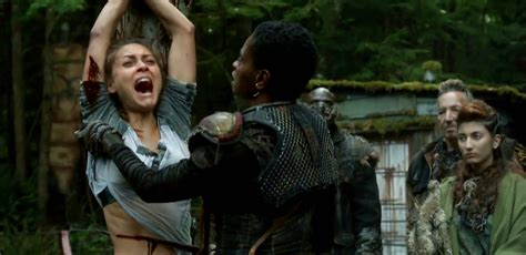 The Hundred review the 100 season two the mental attic