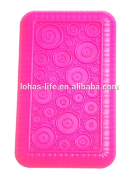 wholesale silicone flat iron heat mat for hair styling