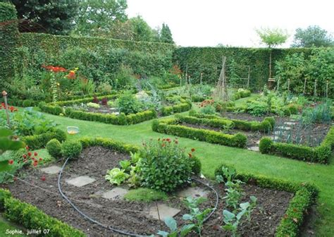 potager garden of my dreams
