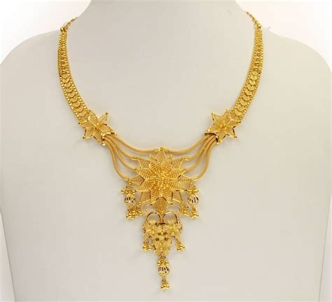 image for letest gold necklace designs catalogue