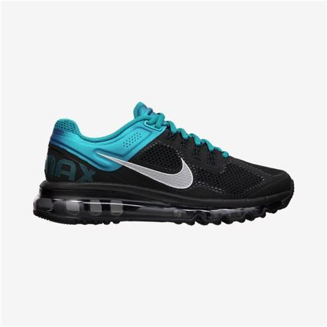 football running shoes nike air max 2013 s running shoe teal for my