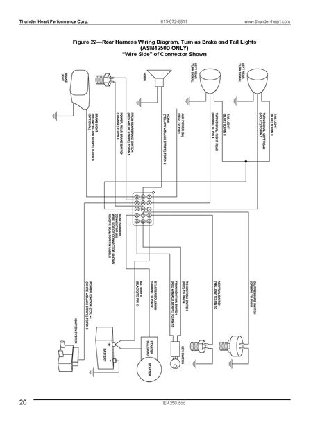 harley flh speaker wiring harness diagram wiring diagram