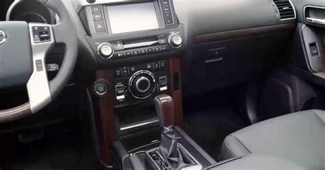 2014 Toyota Land Cruiser Interior 2014 Toyota Land Cruiser Prado Interior