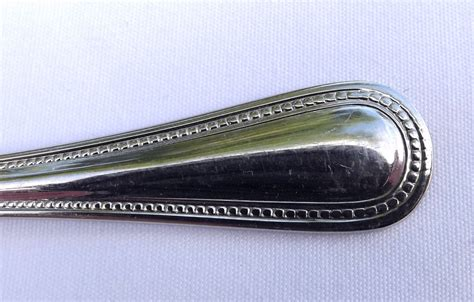 wallace continental bead wallace continental bead salad desert forks stainless