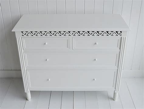 england white chest  drawers  white lighthouse