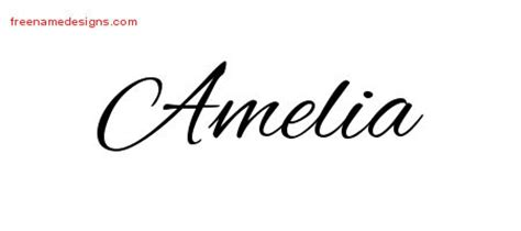 tattoo fonts joined up amelia tattoos