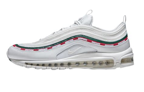 Nike Air 97 Undefeated White Ua Version undefeated x nike air max 97 white aj1986 100 fastsole