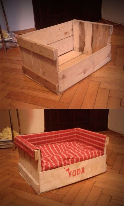 diy cat beds 10 purrfect diy pallet cat beds for your pered feline