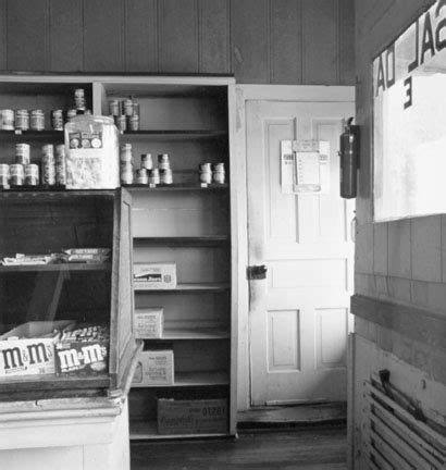 Cedar Bluff Post Office by Museum Of Photography