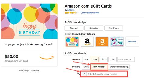 Send Amazon Gift Card Via Text - last day for your 10 amazon promotional credit deals we like