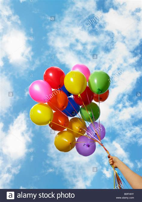 colorful balloons colorful balloons stock photos colorful balloons stock