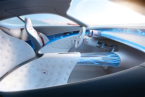 mercedes maybach vision 6 concept look