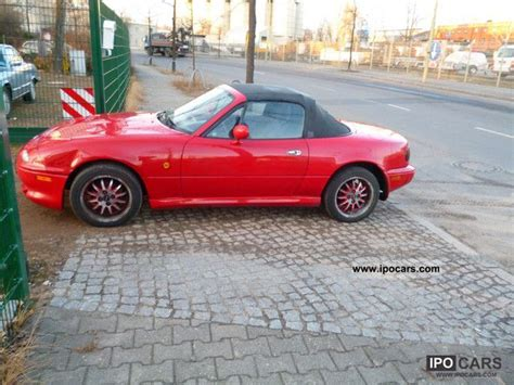 how to learn about cars 1993 mazda mx 5 security system 1993 mazda mx 5 car photo and specs