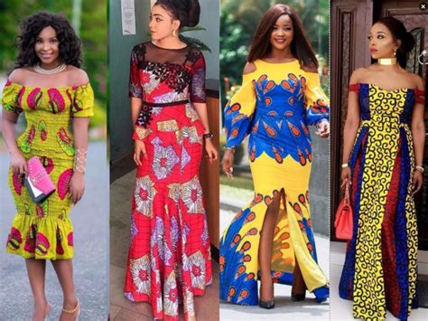 different ankara styles keep up with the trend slay in these fabulous ankara