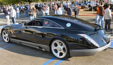 Maybach Exelero Z by The Spending Habits Of Page 6 Of 15