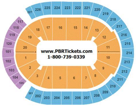 matthew arena seating pbr pbr tickets pbr finals 2018 rodeo tickets pbr las vegas