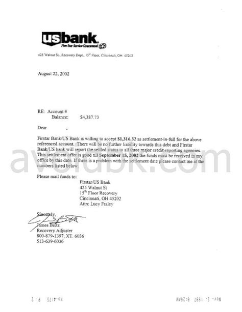us bank lawsuit settlement with penncro associates citibank