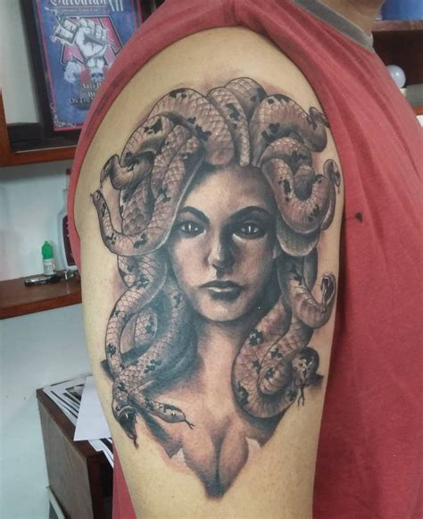 medusa tattoo meaning 105 bewitching medusa designs meaning